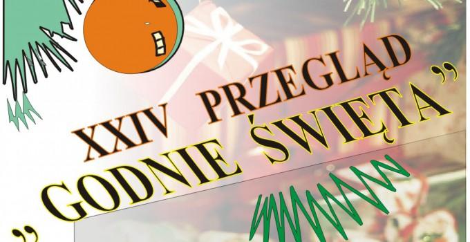 """XXIV Przegląd """"Godnie Święta"""" – Przeworsk 2019"""