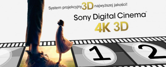 System 3D w naszym kinie!
