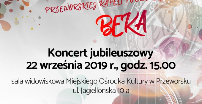 25-lecie Przeworskiej Kapeli Podwórkowej BEKA