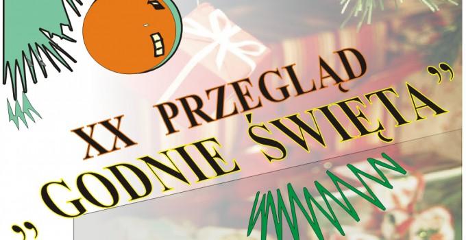 """XXII PRZEGLĄD """"GODNIE ŚWIĘTA"""" PRZEWORSK 2017"""