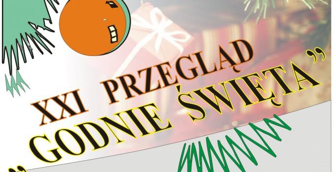 """XXI Przegląd """"Godnie Święta"""" – Przeworsk 2016"""