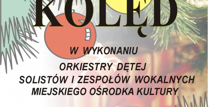 Koncert kolęd 2017