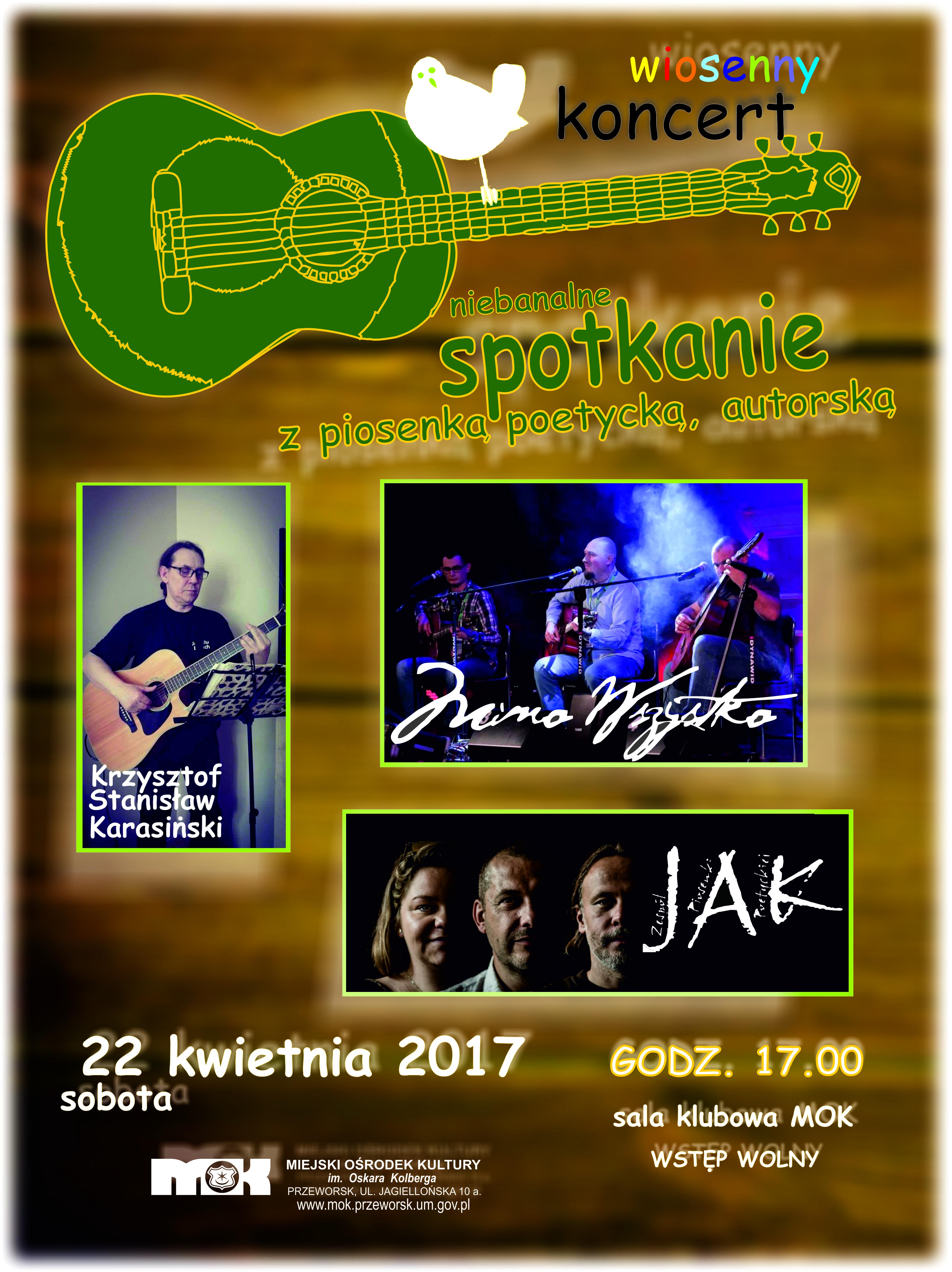 koncert 22.04