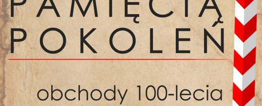 Obchody 100-lecia Niepodległości Polski