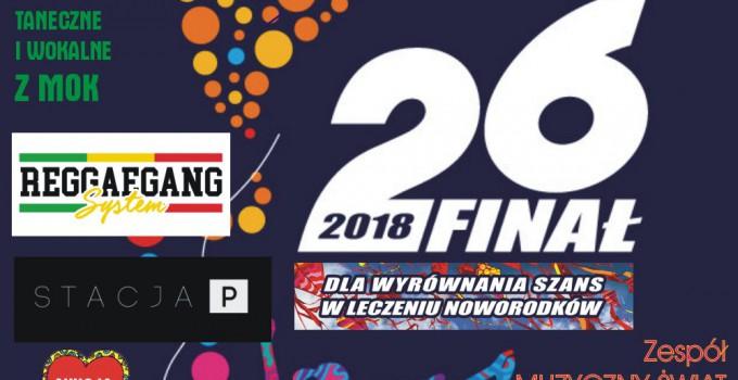26 Finał WOŚP – koncert