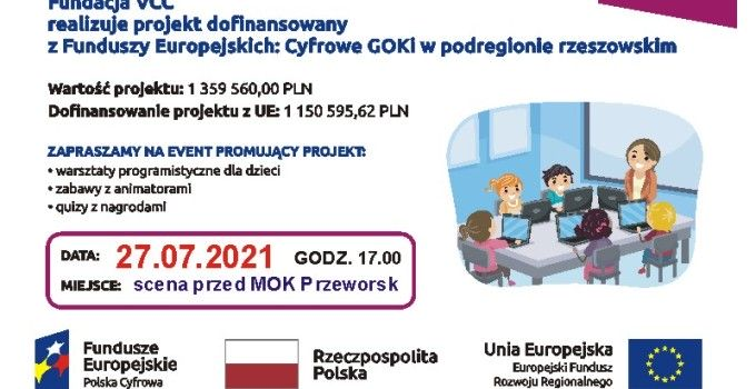 Event promujący projekt
