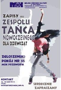 plakat taniec now.new